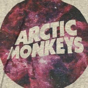 American Apparel Tops - 2 Arctric Monkey concert shirts